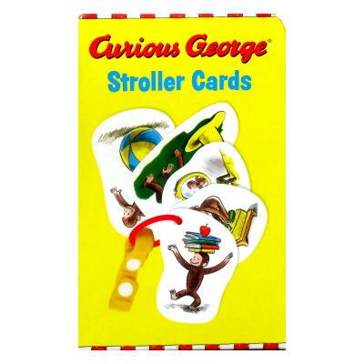キュリアスジョージ(おさるのジョージ) ストローラーカード