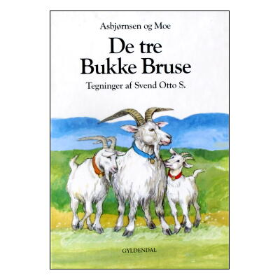 スベン・オットー「De tre Bukke Bruse」(三匹のヤギ、ブルーセ)