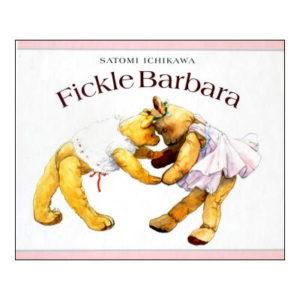「Fickle Barbara」(気まぐれバーバラ) 市川里美