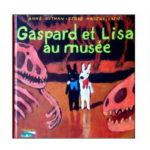 リサとガスパール・フランス語洋書絵本3冊
